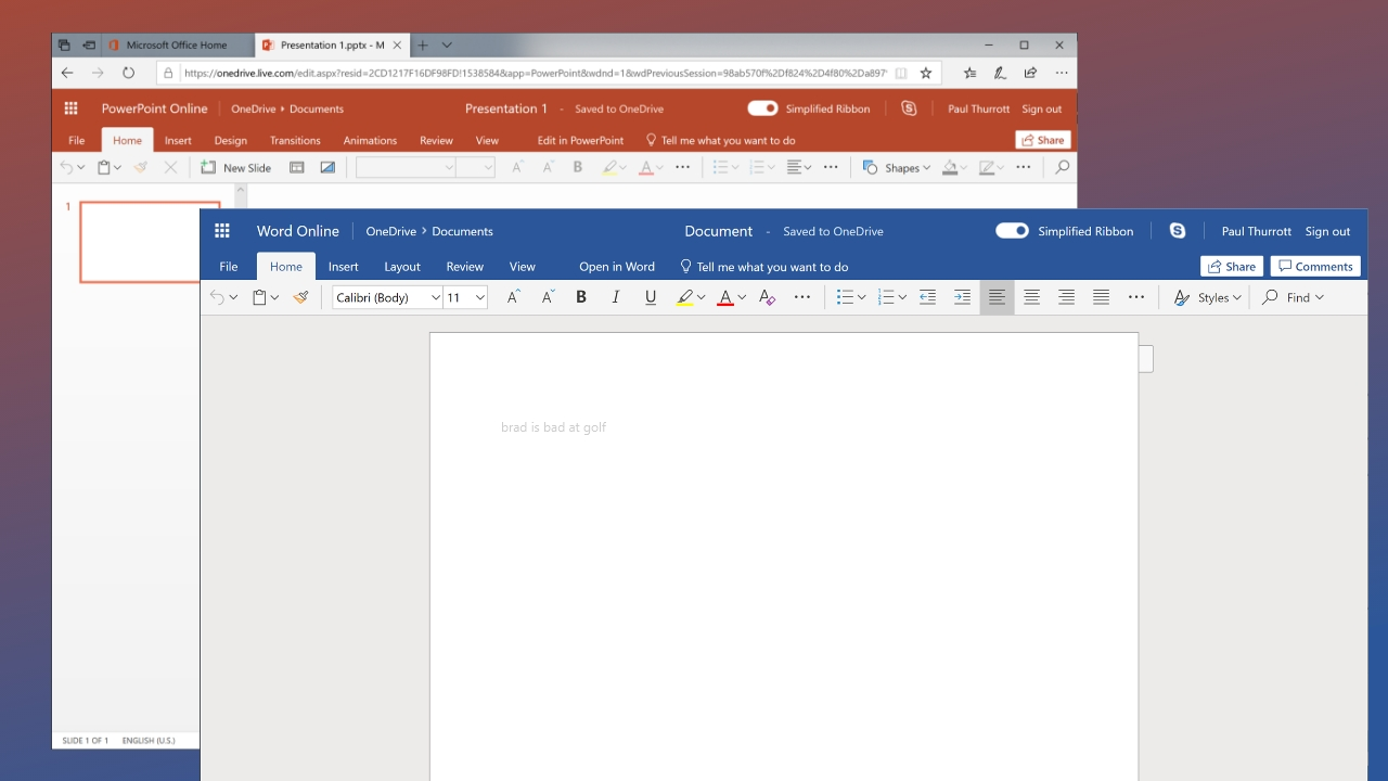 Microsoft Starts Rolling Out New Office Online UI - Thurrott com
