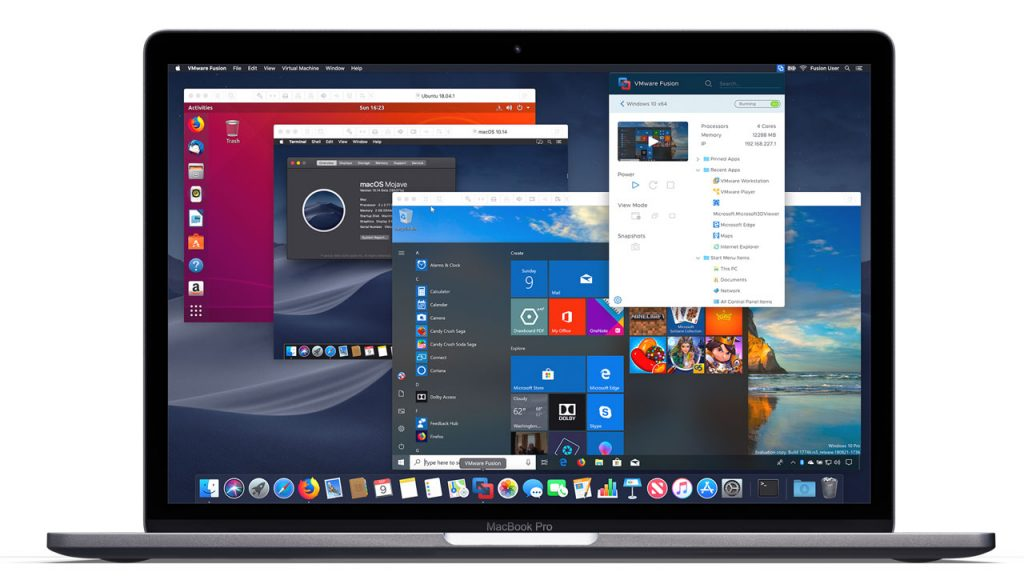 VMWare Workstation 15 and Fusion 11 are Now Available