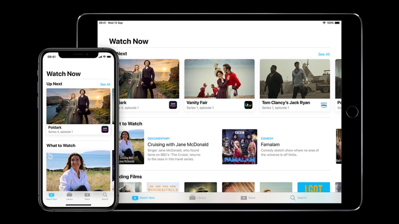 Apple plans to give original content for free to device owners