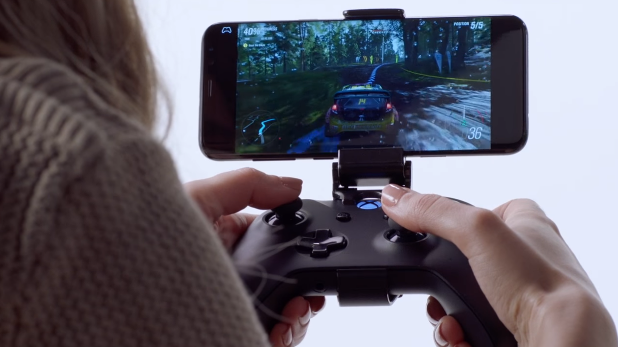 Microsoft unveils Project xCloud game streaming service