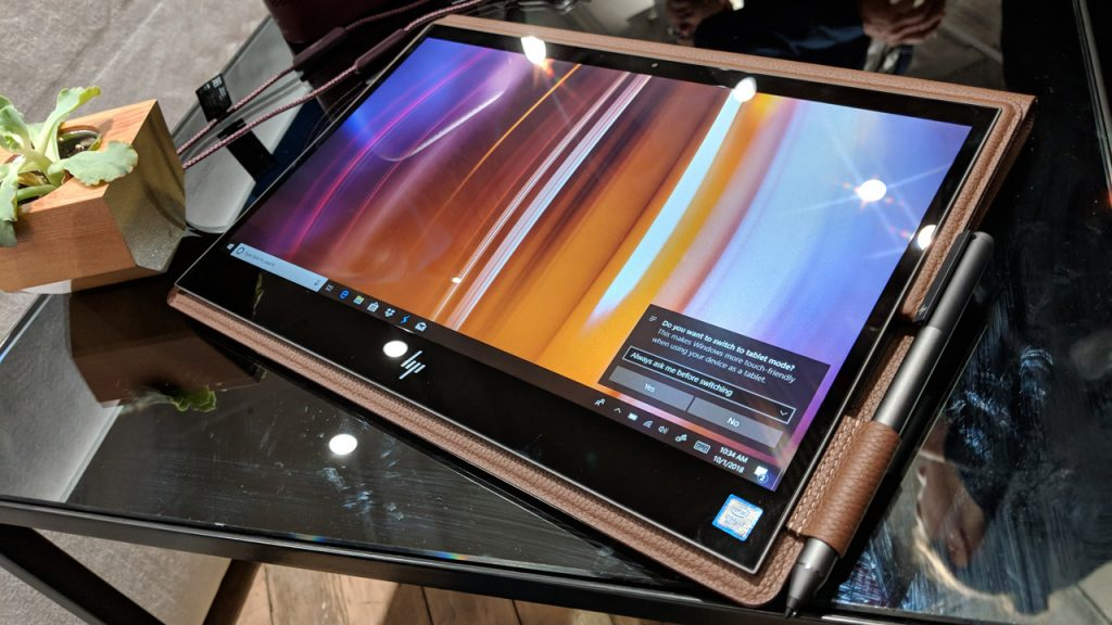 Hands-On with the HP Spectre Folio - Thurrott com