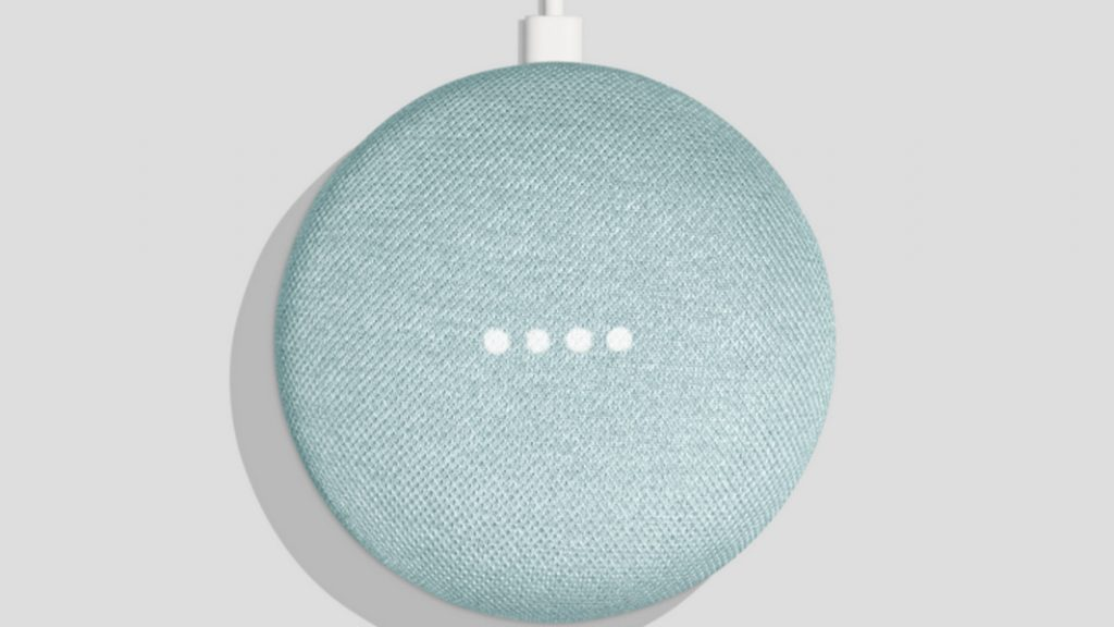 Google Home Mini Is Available In A New Color Thurrott Com