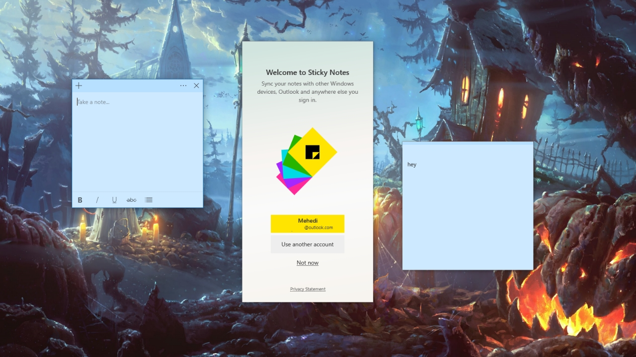download sticky notes windows 7 home basic