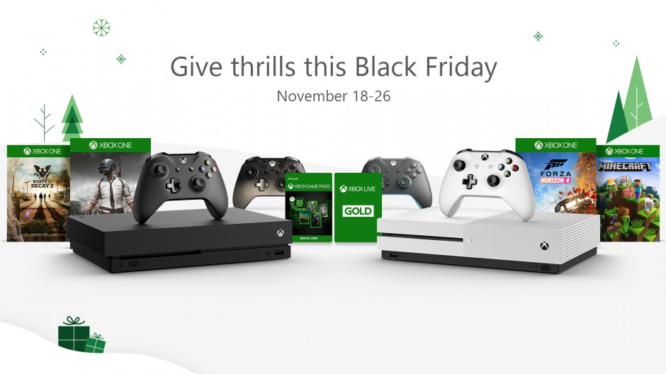 Get Ready for the Xbox One Black Friday Deals - Thurrott com