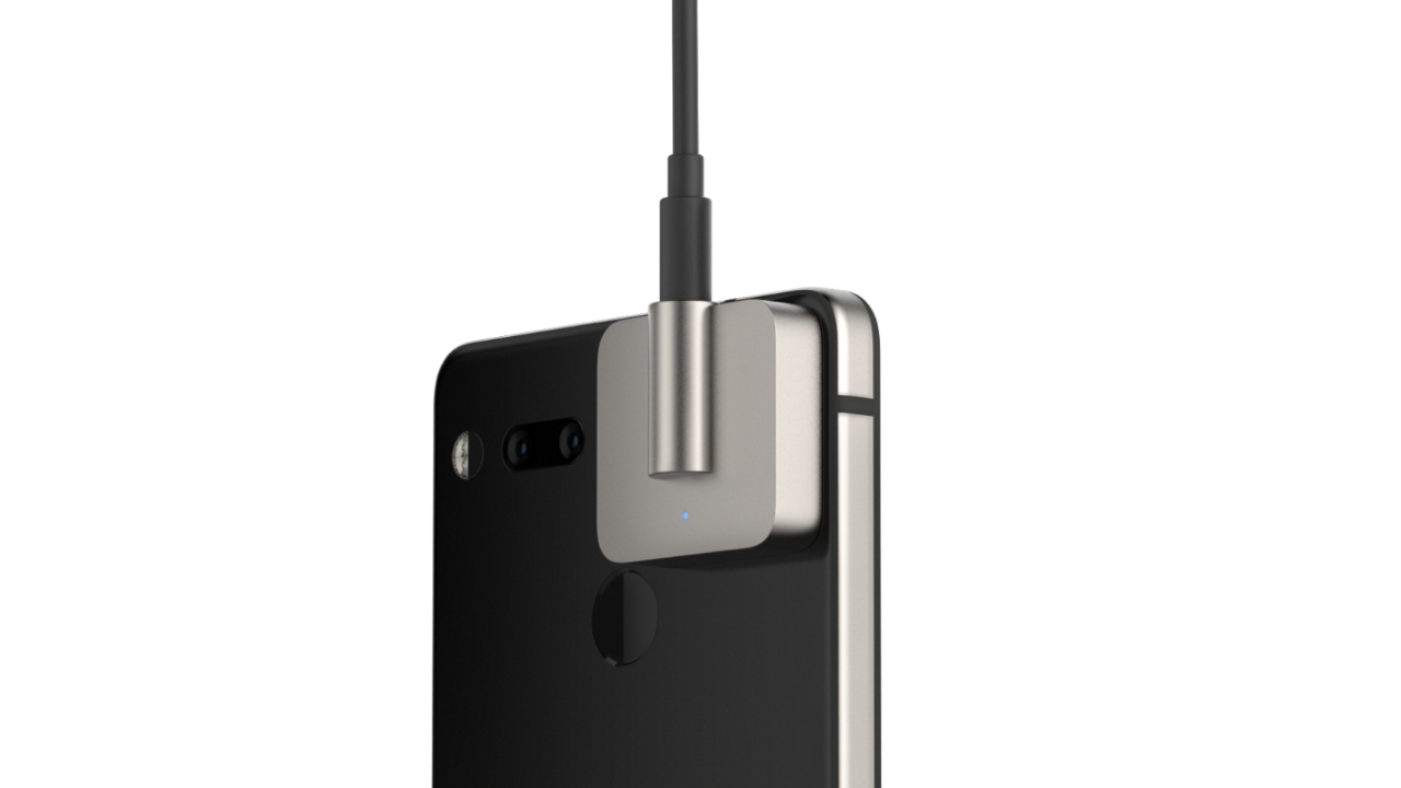 Essential Audio Adapter HD DAC available today, ships to Canada