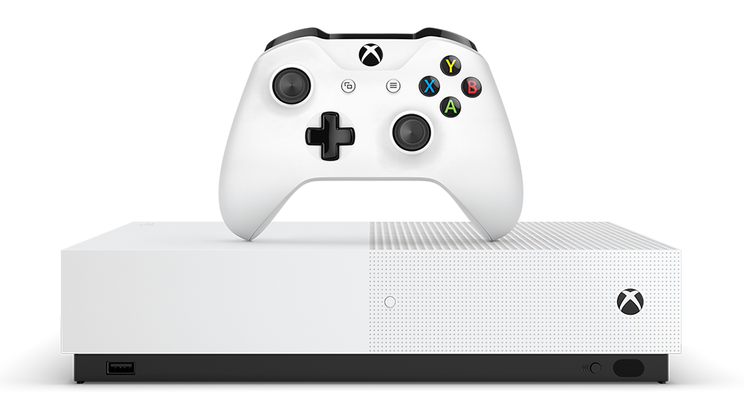 Xbox One S Discl-Less System
