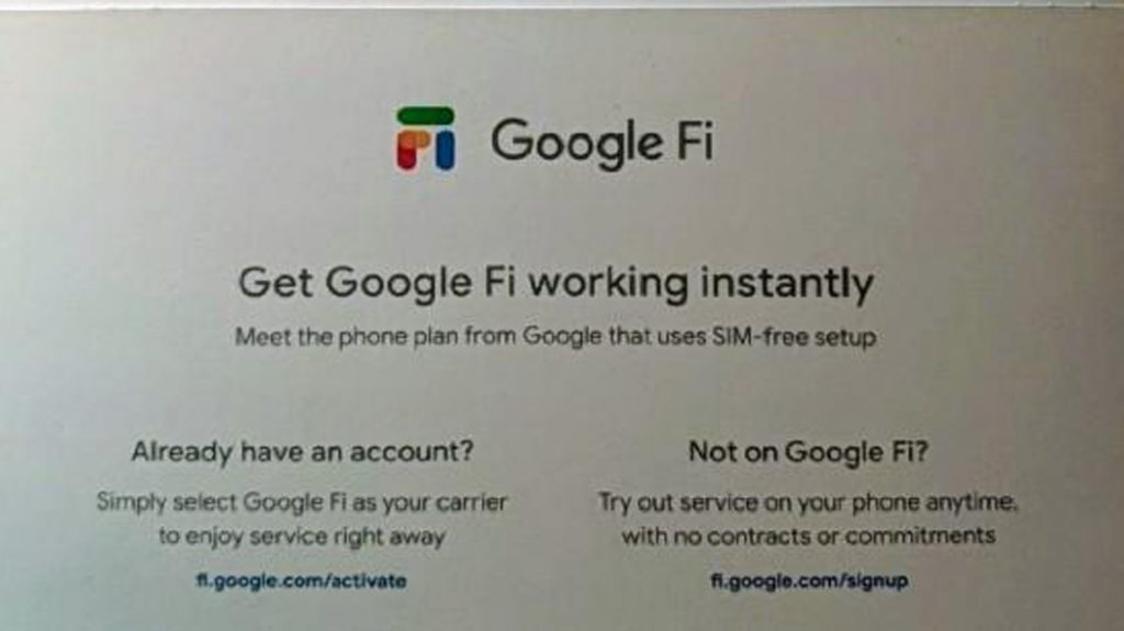 Project Fi is Being Renamed to Google Fi - Thurrott com