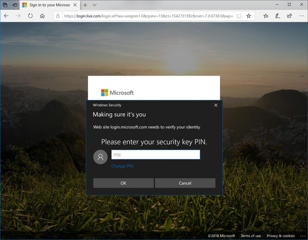 You Can Now Sign-In to Your Microsoft Account Without a Password