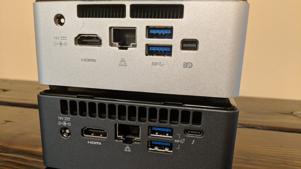 Intel Nuc Does Not See Hard Drive