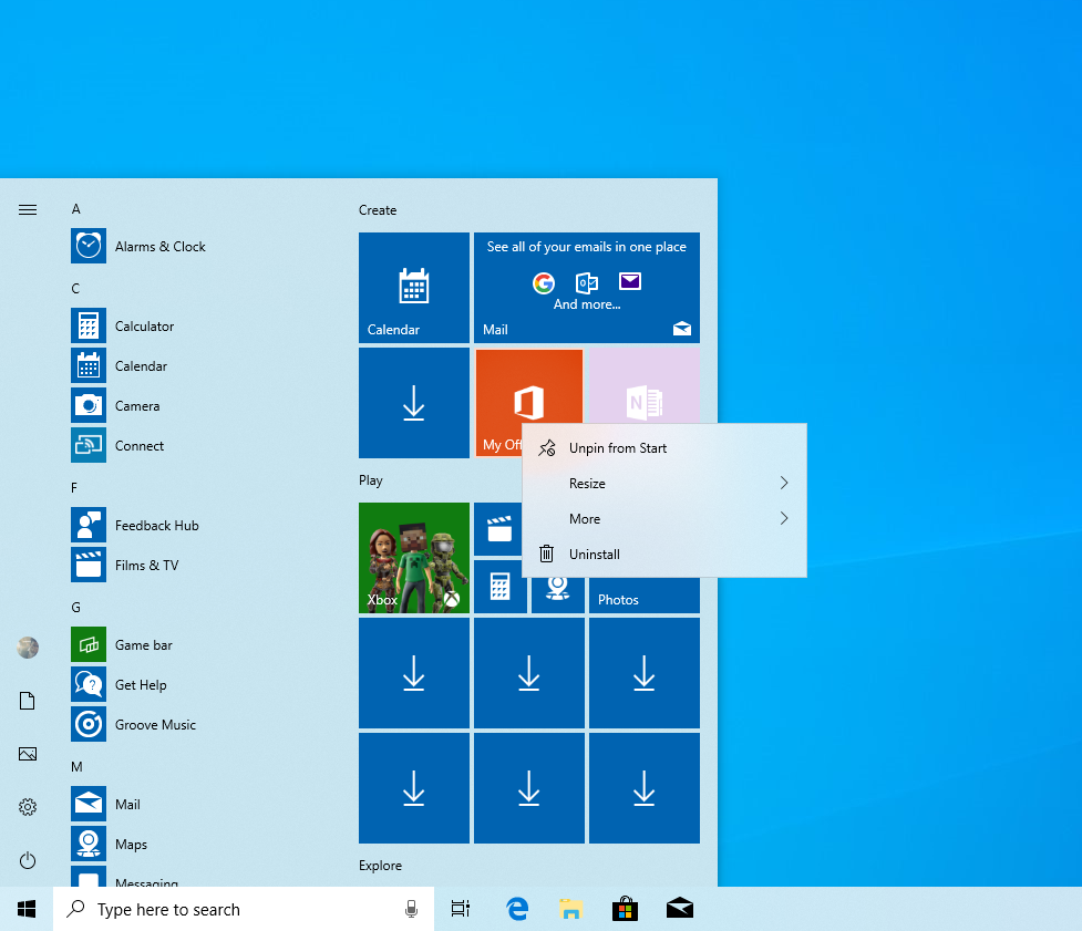 A Closer Look At The New Windows 10 Light Mode