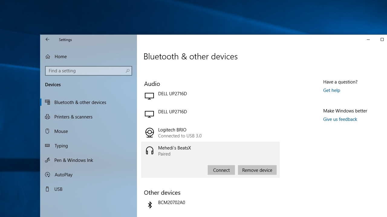 Microsoft Fixes Annoying Bluetooth Issue in Windows 10