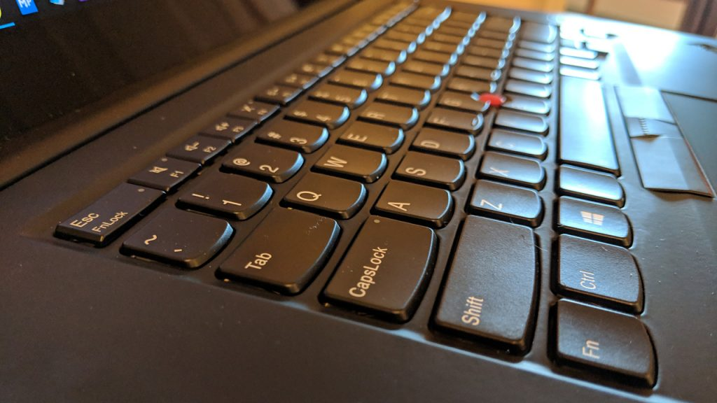 Lenovo ThinkPad X1 Extreme Review - Thurrott com