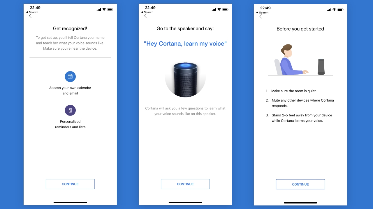 Cortana Is Getting Multi-User Voice Recognition Support