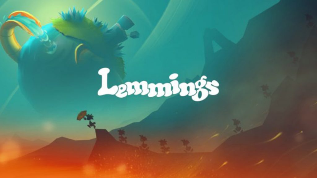 Surprise! Sony Launches New Lemmings Game, Out Now