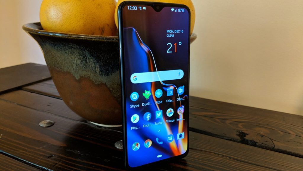 OnePlus 6T Review - Thurrott com