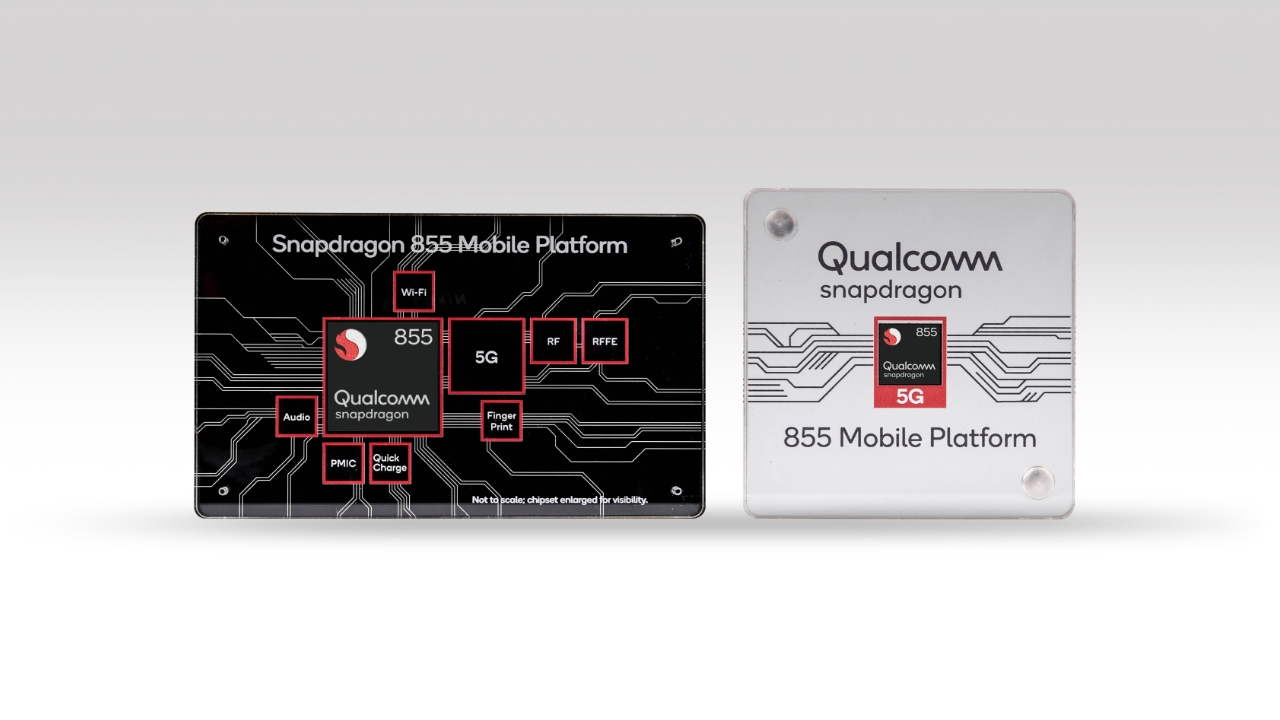 Qualcomm Snapdragon 855 Launches With 45% Performance Boost, 20