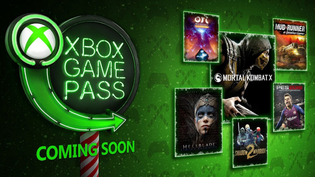 Microsoft introduces five new Xbox Game Pass titles this month