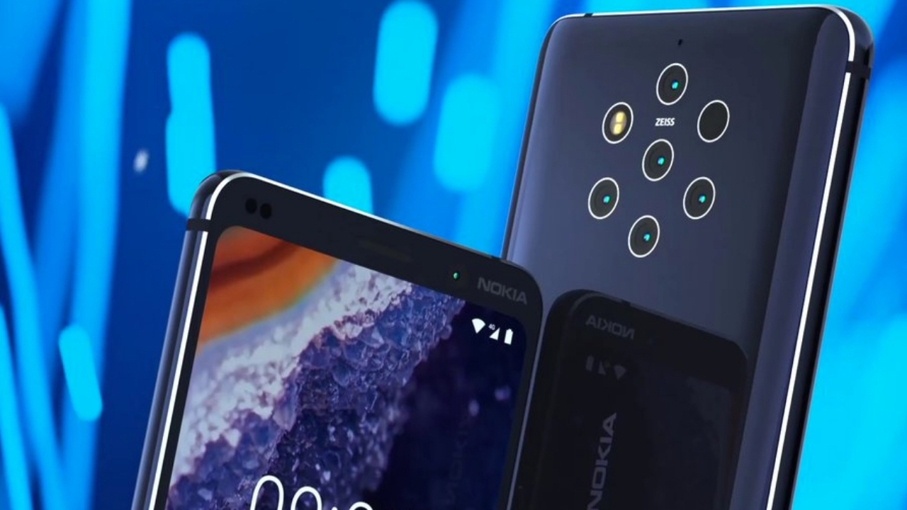Nokia 9 PureView leaks in high-quality image