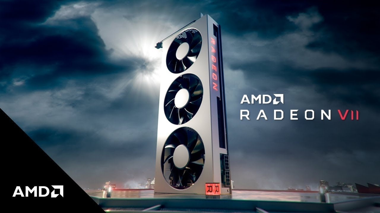 AMD Unveils 7nm Radeon VII GPU as Response to NVIDIA's RTX 2080
