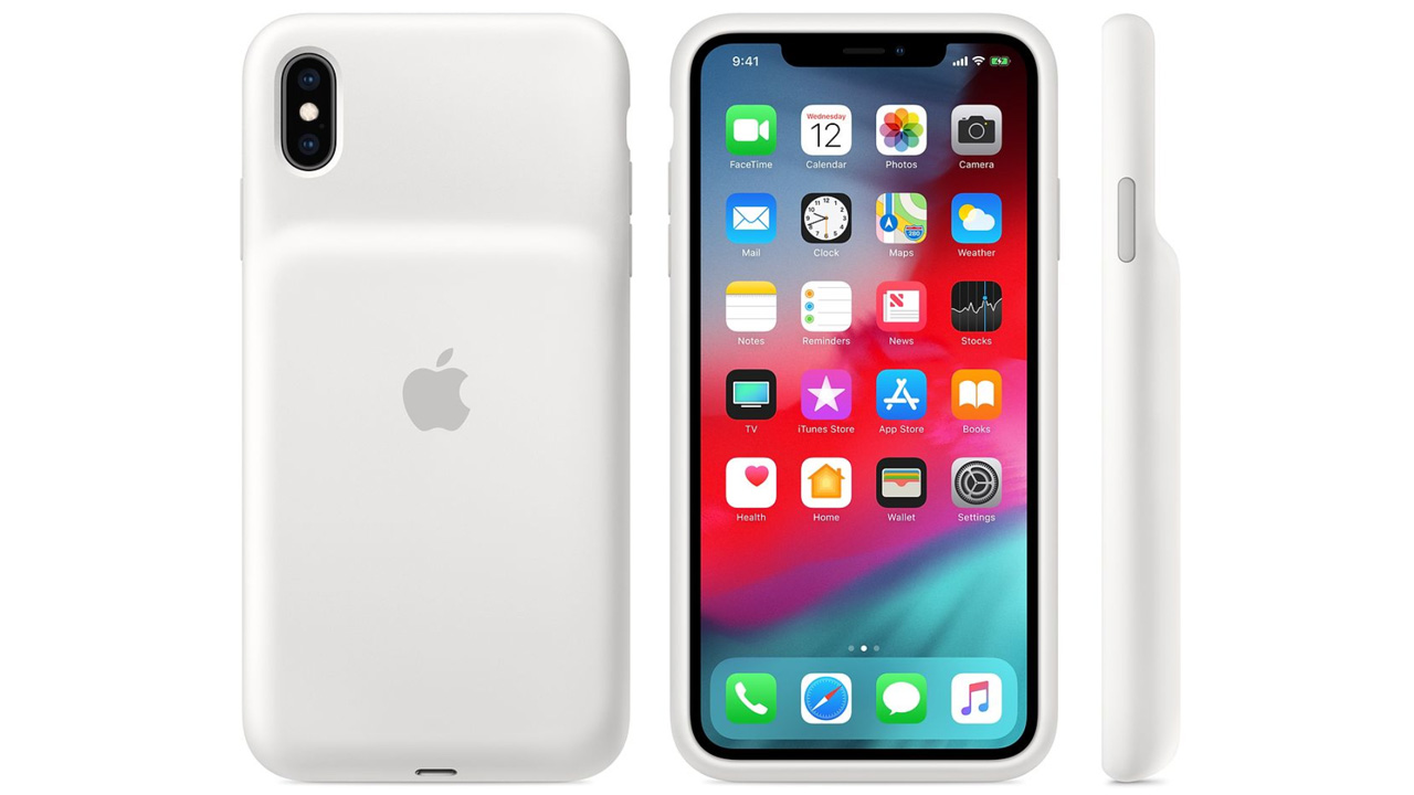 smart iphone xs max case
