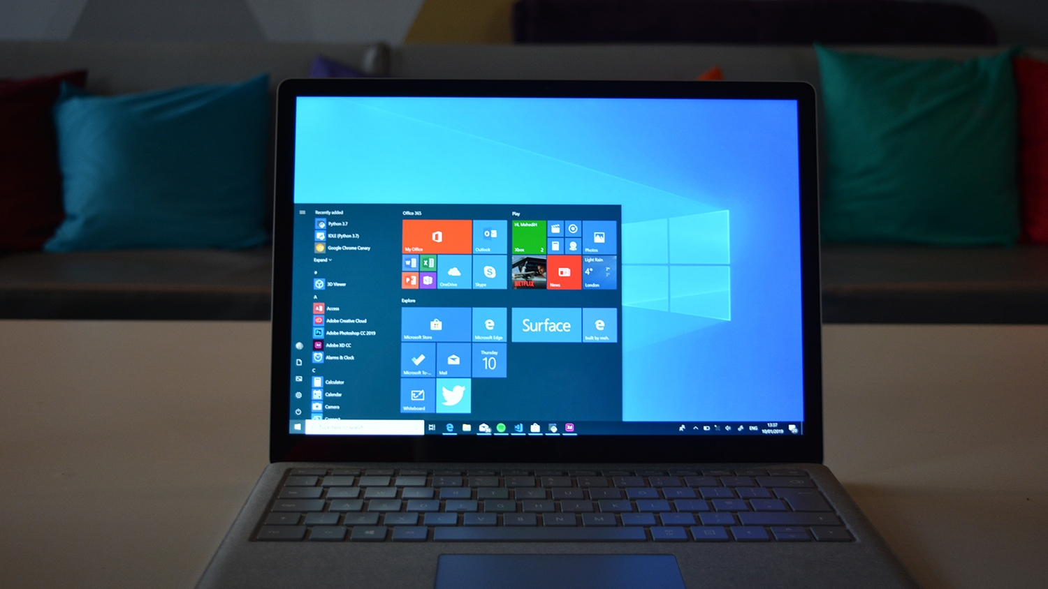 Windows 10 build 18348 heads out to Fast ring Insiders
