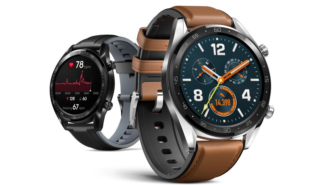 QnA VBage Huawei Smartwatch Delivers 2 Weeks of Battery Life