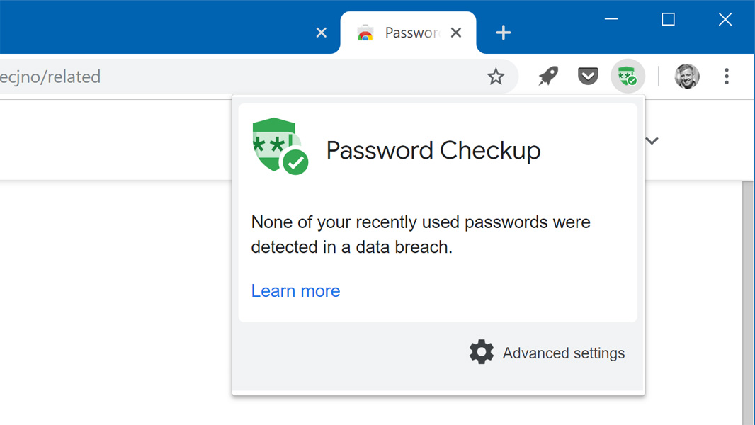 Keep your accounts more secure with Google's new Password Checkup Chrome extension