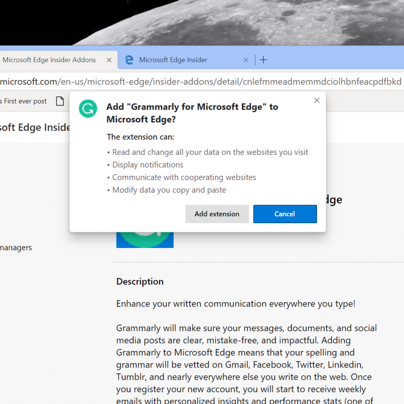 Hands-On with Microsoft's New Edge Browser Built on Chromium