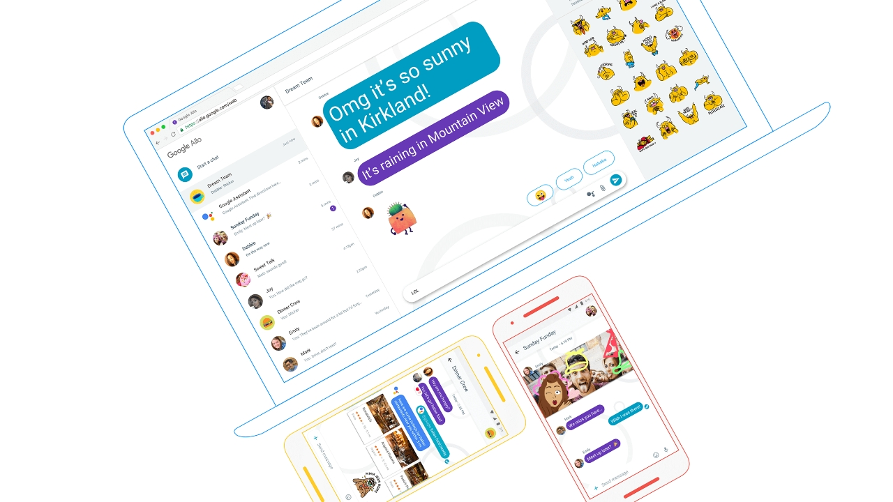 QnA VBage Google Allo Is Officially Dead