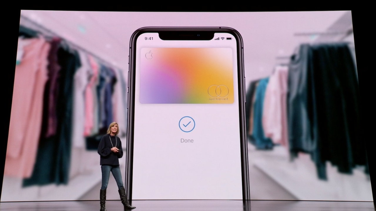 Apple is launching a virtual credit card