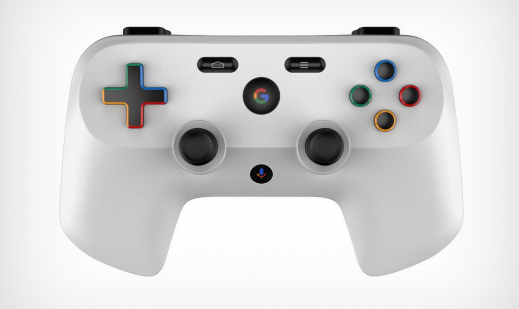 Here's Google's Gaming Stream Console Controller For Expected Reveal At GDC