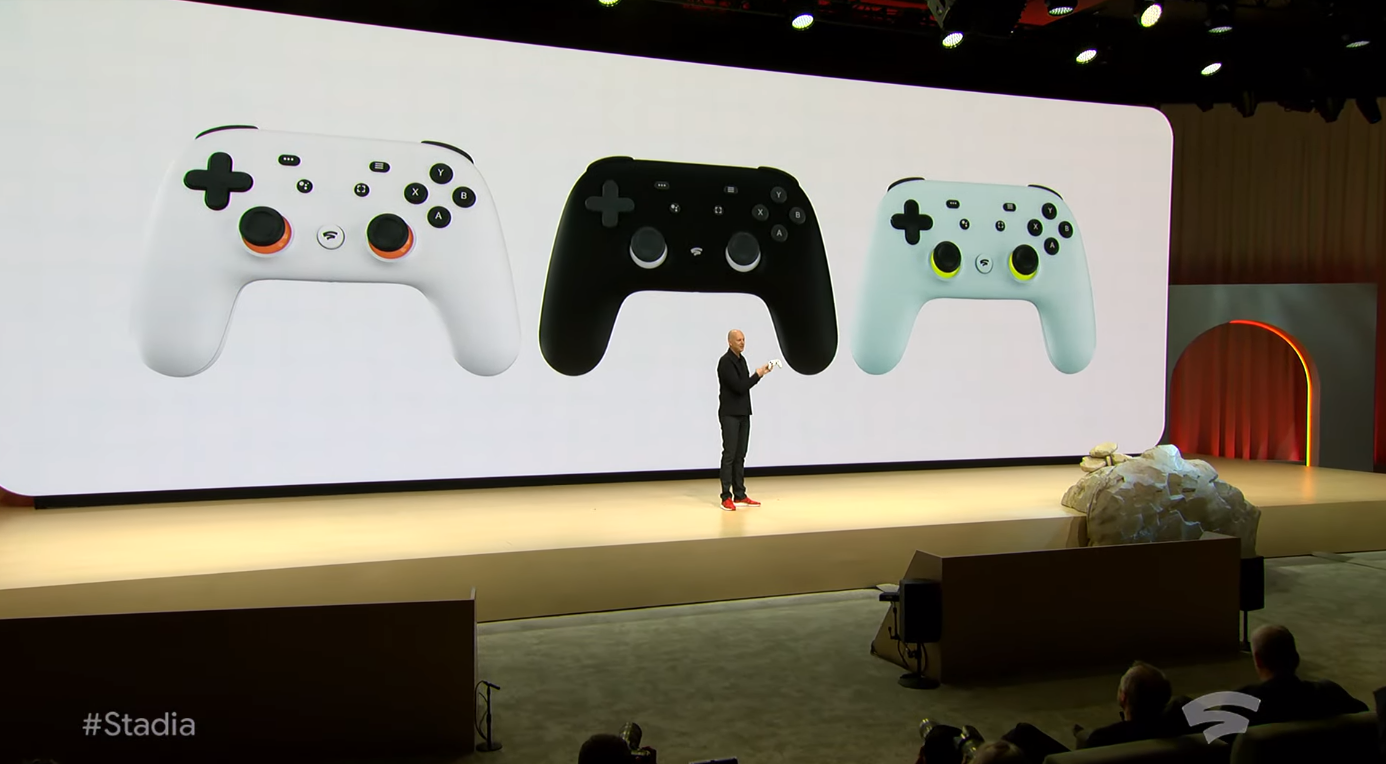 Google's New Controller Might Literally Stream Games To Your TV