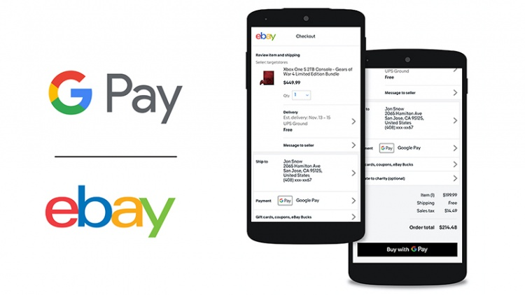 Ebay Now Lets Customers Pay With Google Play Thurrott Com
