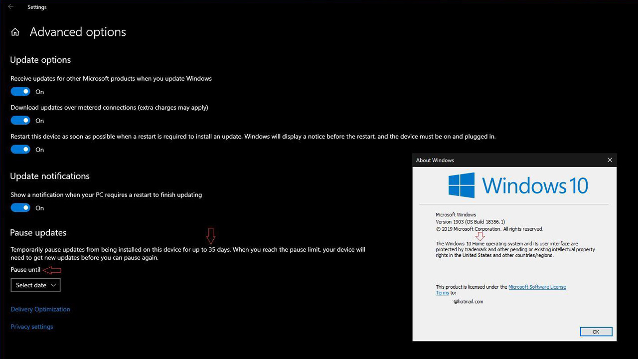 Is Microsoft Finally Letting Windows 10 Home Users Defer