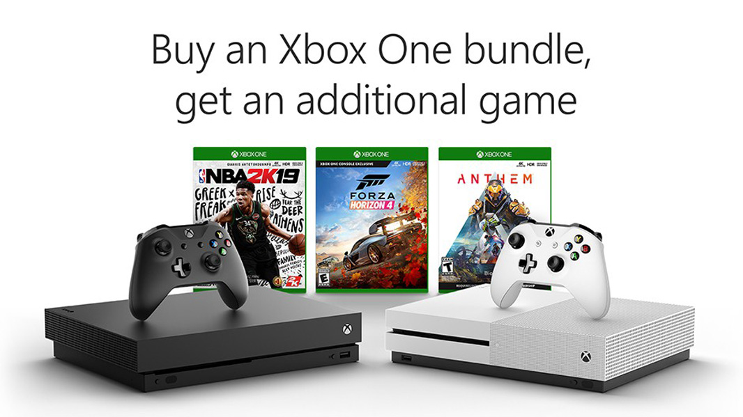 Buy an Xbox One, Get a Free Game - Thurrott com