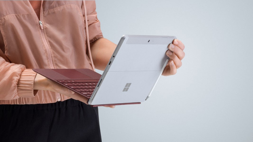 Microsoft Surface Go 2 could have a bigger higher-res screen