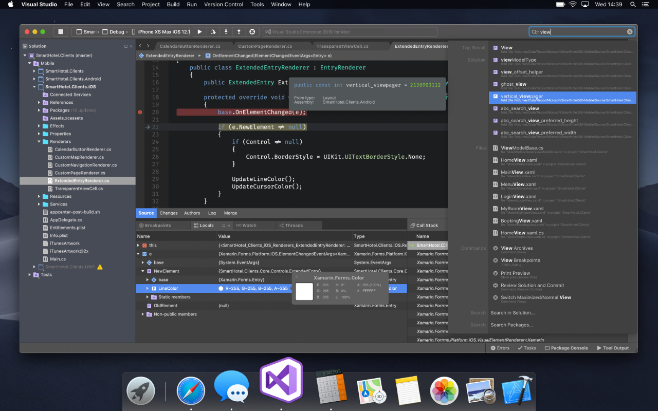 Microsoft Brings the Best of Visual Studio for Windows to the Mac