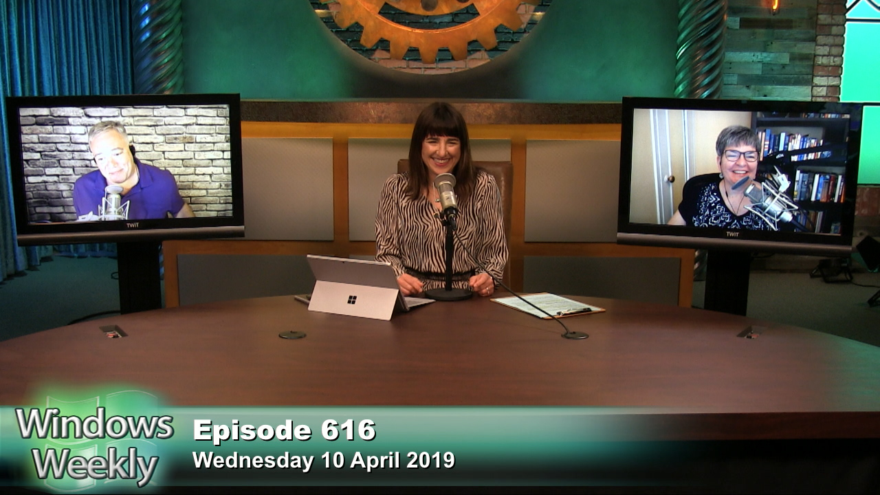 It's All About Windows 7 - Windows Weekly 616