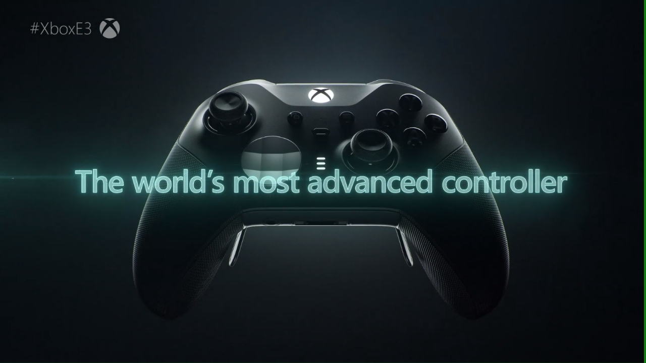 Xbox Elite Wireless controller Series 2 makes a long awaited debut