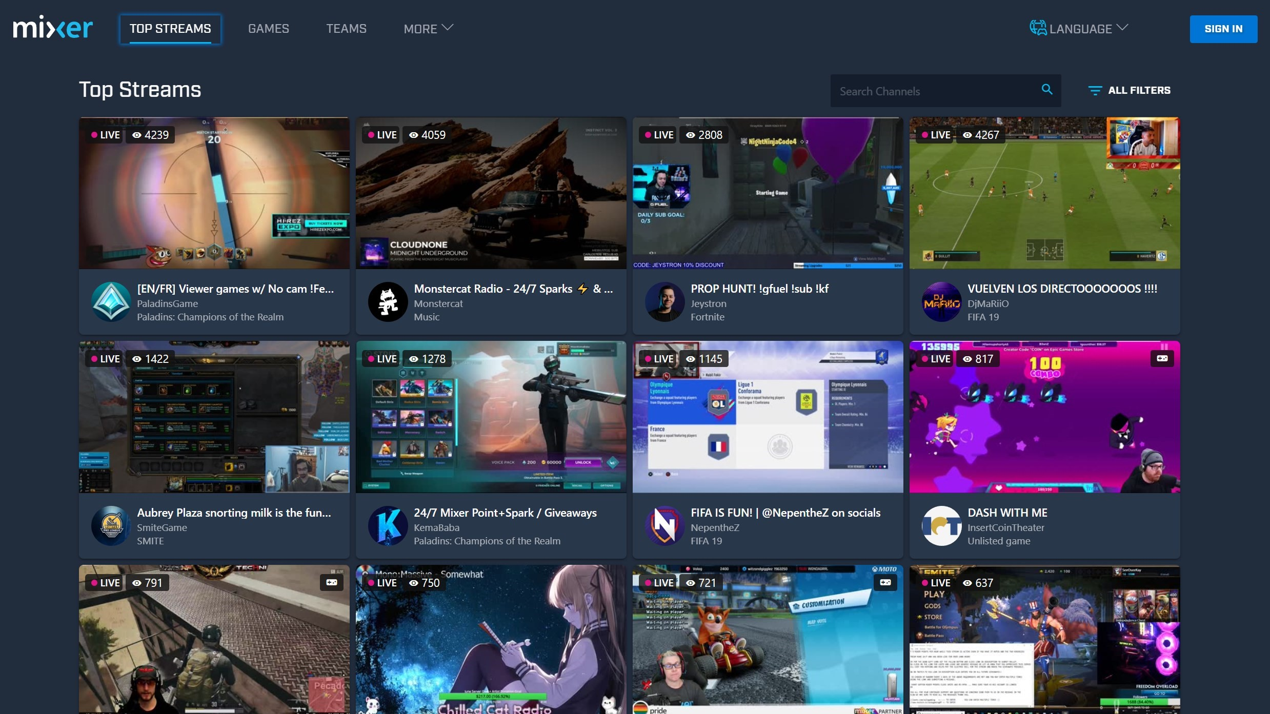 Microsoft Shutting Down Mixer, Merging With Facebook Gaming