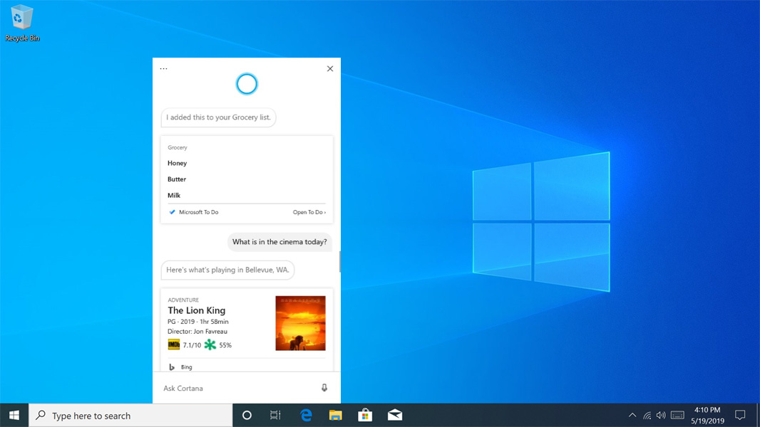 New Windows 10 Preview Build Provides Peek at the Future of