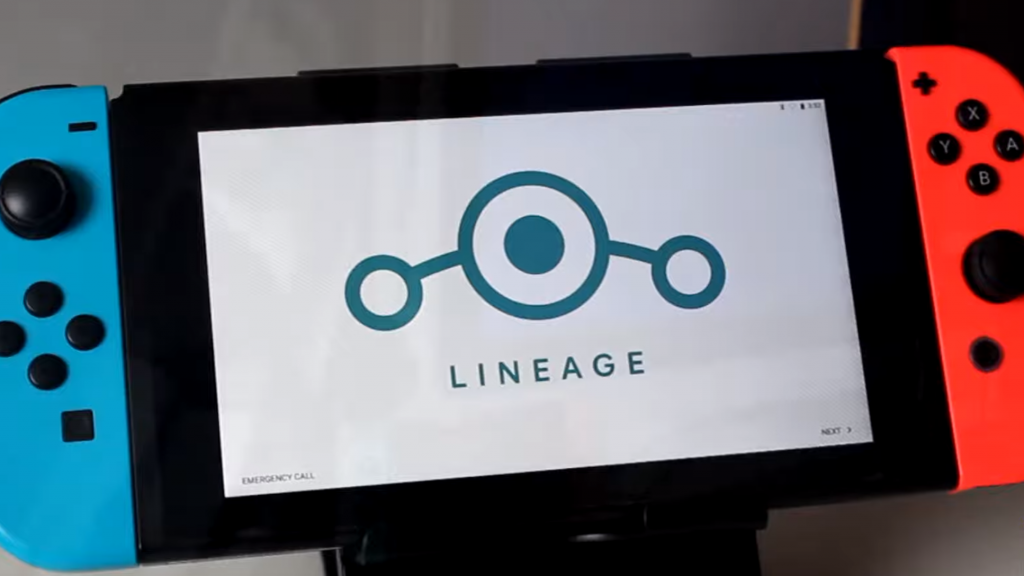 Experience Android on your Switch, with the first publicly released version of LineageOS 15.1