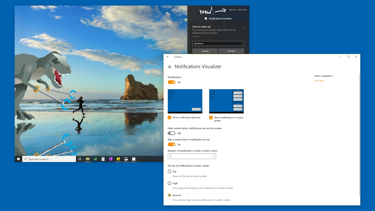 Latest Windows 10 20H1 Build Introduces Improved