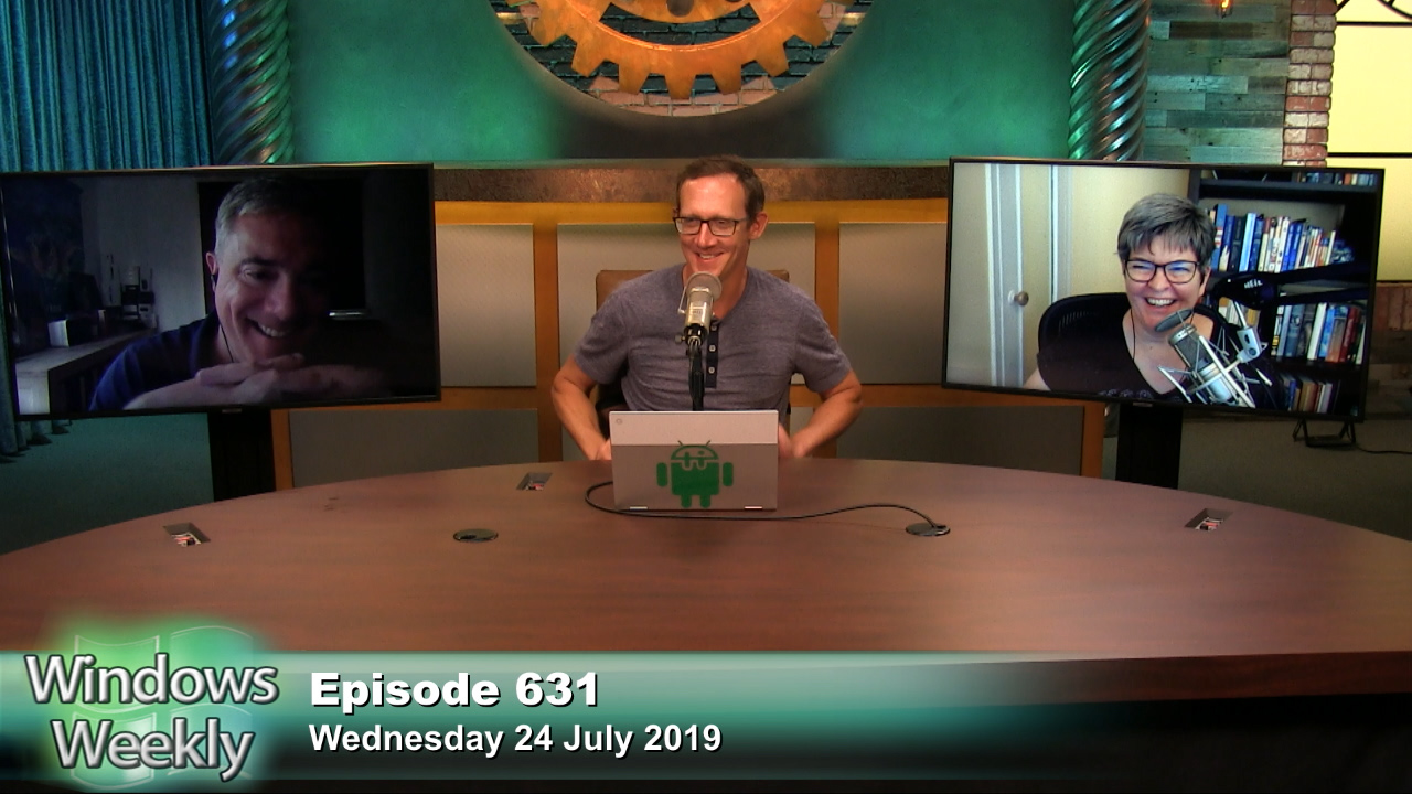 The AI Kerfuffle - Windows Weekly 631 - Thurrott.com