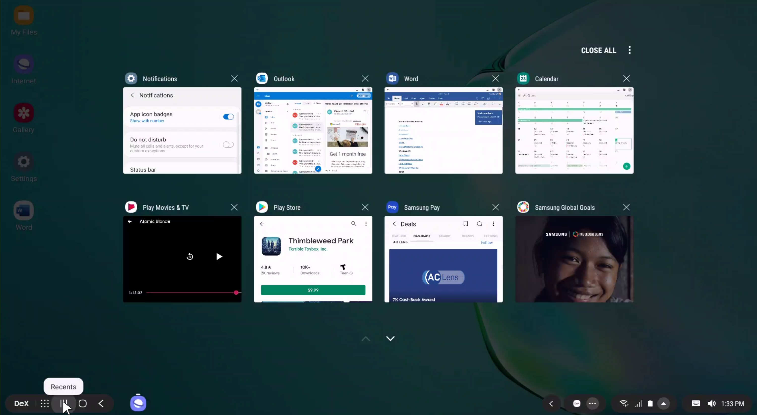 Hands-On with Samsung DeX for Windows - Thurrott com