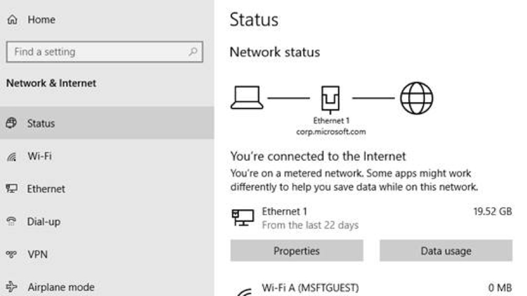 New Windows Insider Preview Build Brings Networking