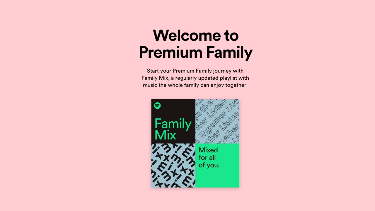 Spotify Launches Upgraded Subscription Plan for Families