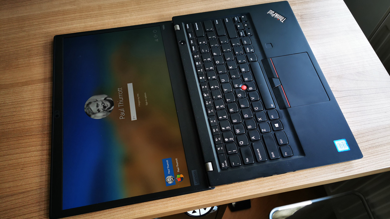 Hands-On with the Lenovo ThinkPad T490s - Thurrott com