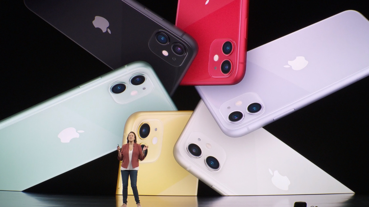 Apple Launches iPhone 11 With a Second Camera, Fastest