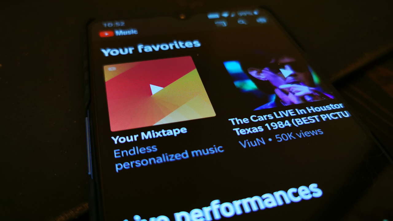Moving forward, Android devices will ship with pre-installed YouTube Music app